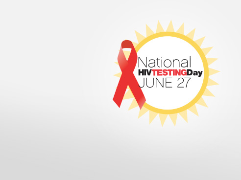 National HIV Testing Day #HIVTestingDay