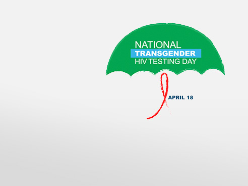 National Transgender HIV Testing Day #TransHIV