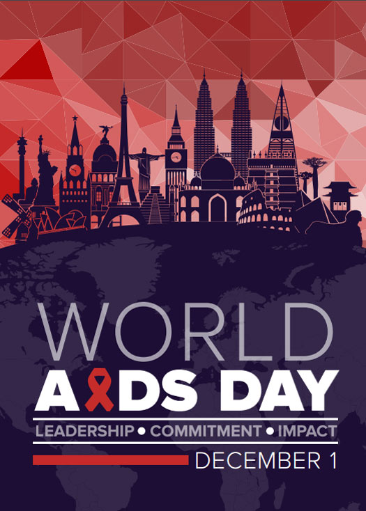 The time to act is now... World AIDS Day. December 1, 2015
