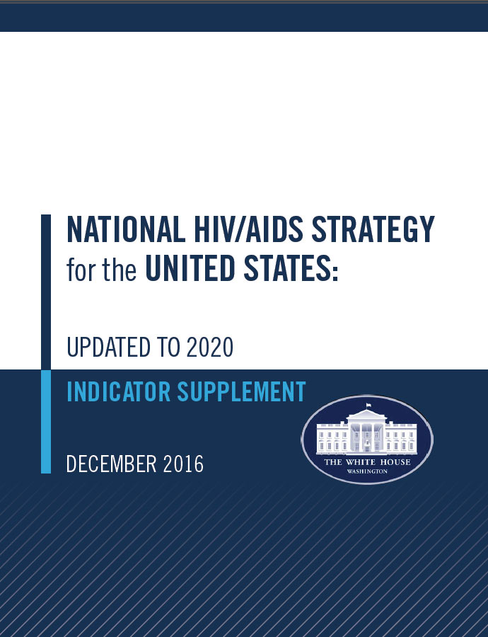 NHAS Indicator Supplement (December 2016)