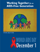 Working together for an AIDS-free Generation