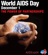 World AIDS Day. The Power of Partnerships.
