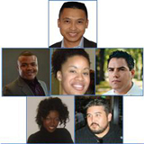 Panelists for the May 2012 HIV.gov New Media and Communities of Color Discussion