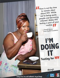 CDC's Doing It campaign
