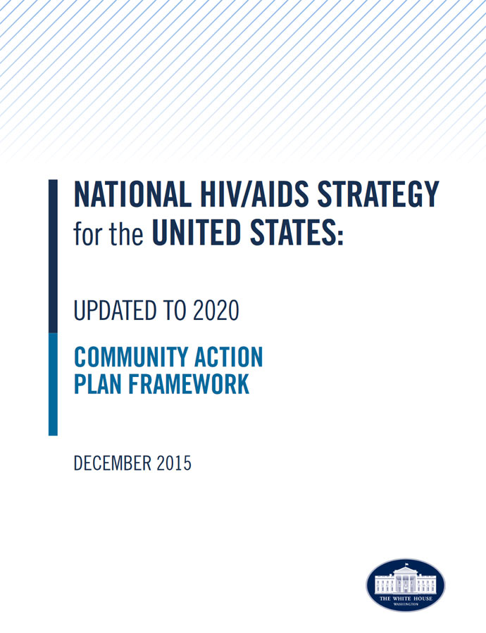 NHAS Community Action Plan Framework