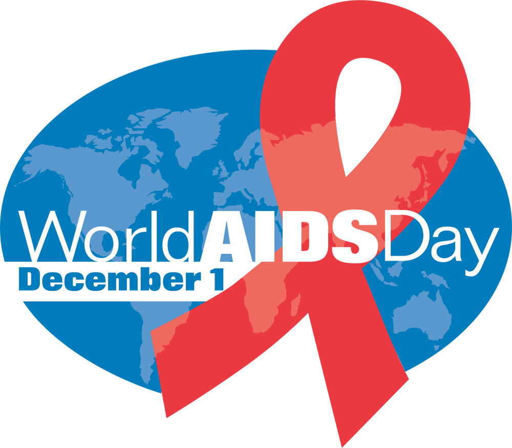 world aids logo