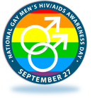 national-gay-men-hiv-awareness day - logo